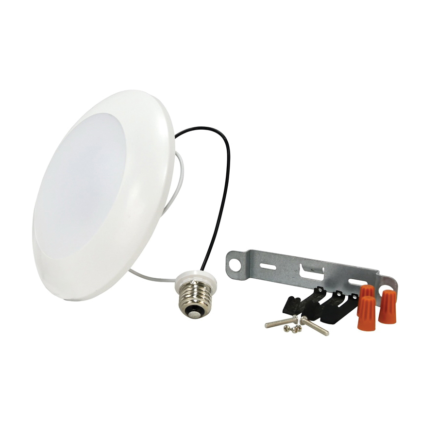 Picture of Sylvania 75046 Ultra Light Disk LED, 13 W, 120 V, LED Lamp, Warm White