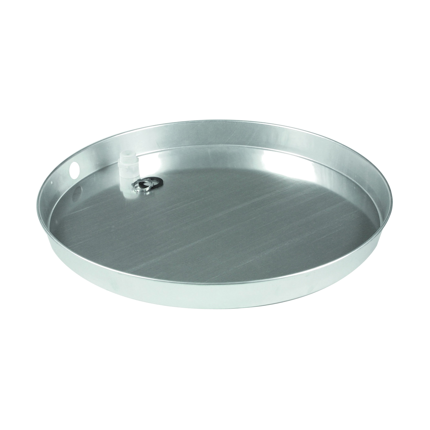Picture of CAMCO 20800 Recyclable Drain Pan, Aluminum, For: Gas or Electric Water Heaters