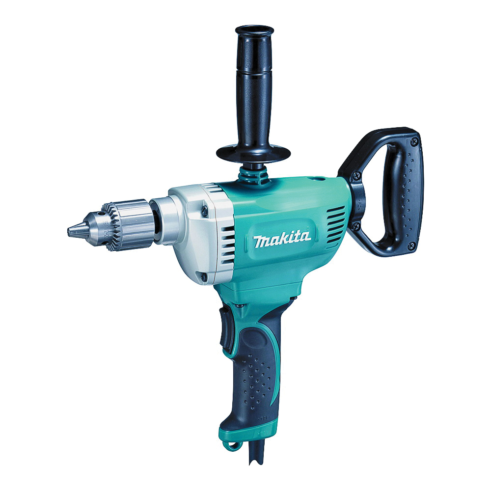 Picture of Makita DS4011 Electric Drill, 120 V, 1/2 in Steel, 1-1/2 in Wood Drilling, 1/2 in Chuck, Keyed Chuck