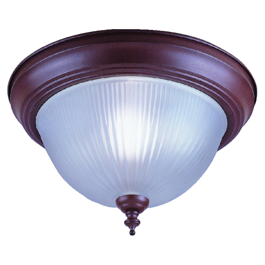 Picture of Boston Harbor RF04 Ceiling Light Fixture, 1-Lamp, CFL Lamp, Sienna Fixture