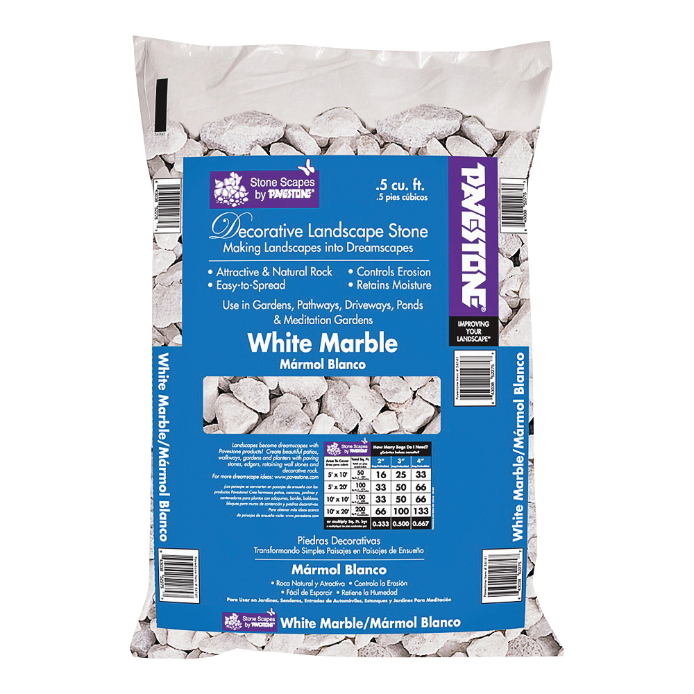 Picture of PAVESTONE 54141 Marble Chip, White