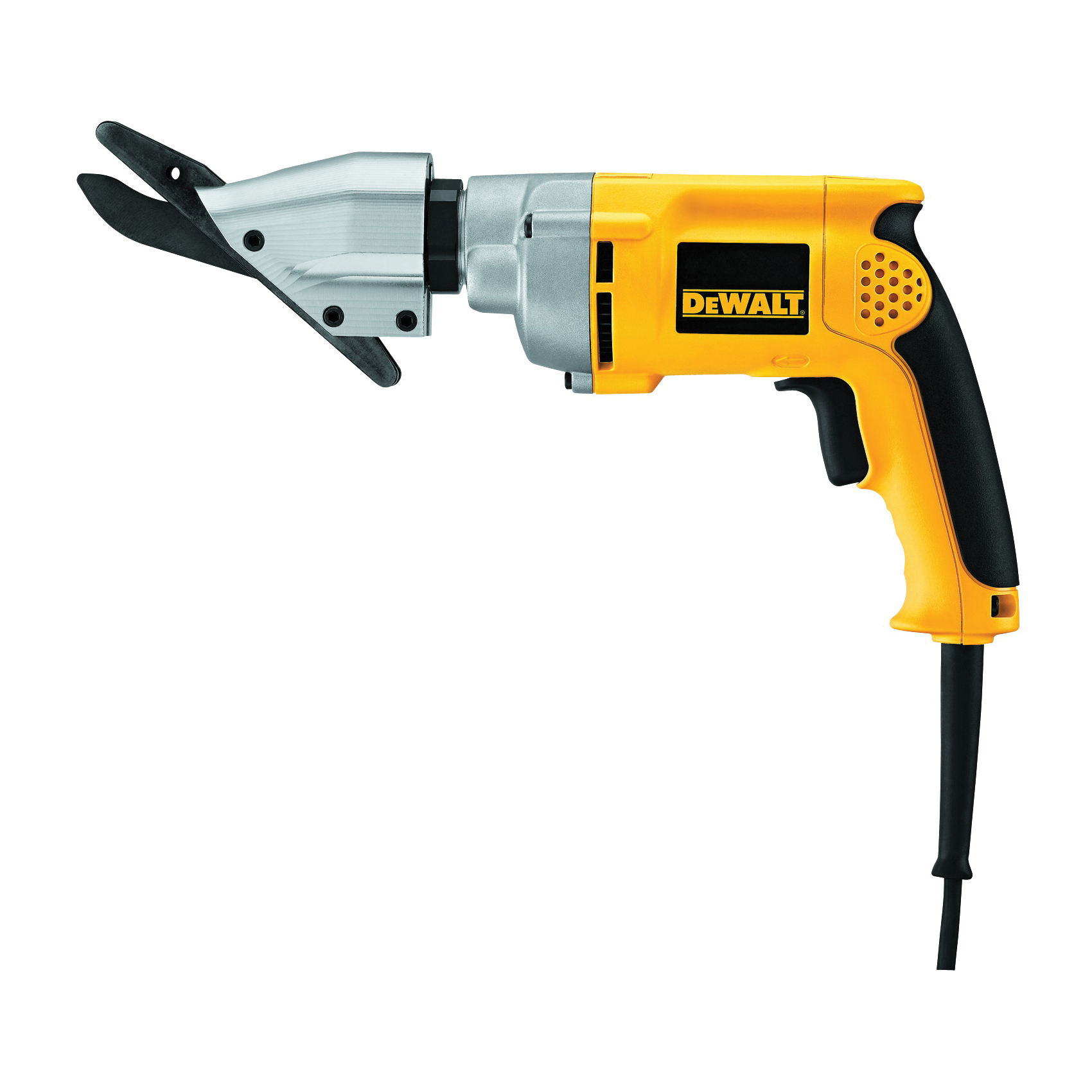 Picture of DeWALT D28605 Siding Shear, 6.5 A, 800 W, 5/16 in Fiber Cement Cutting Capacity, 0 to 2500 spm SPM