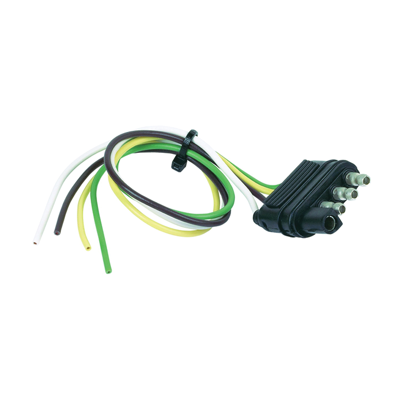 Picture of HOPKINS 48115 Trailer Wiring Connector, 6/12 V