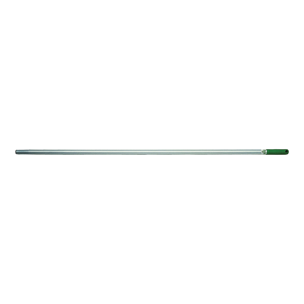 Picture of Professional Unger AL140 Squeegee Handle, 25 mm Dia, 56 in L, Aluminum, Green/Silver