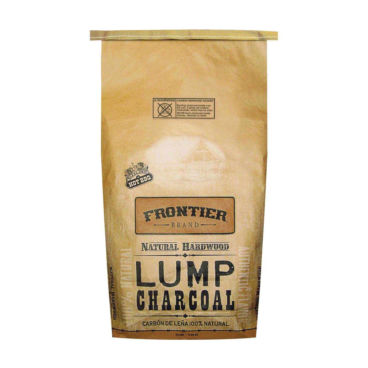Picture of ROYAL OAK LCID20 Lump Charcoal, 20 lb Package, Bag
