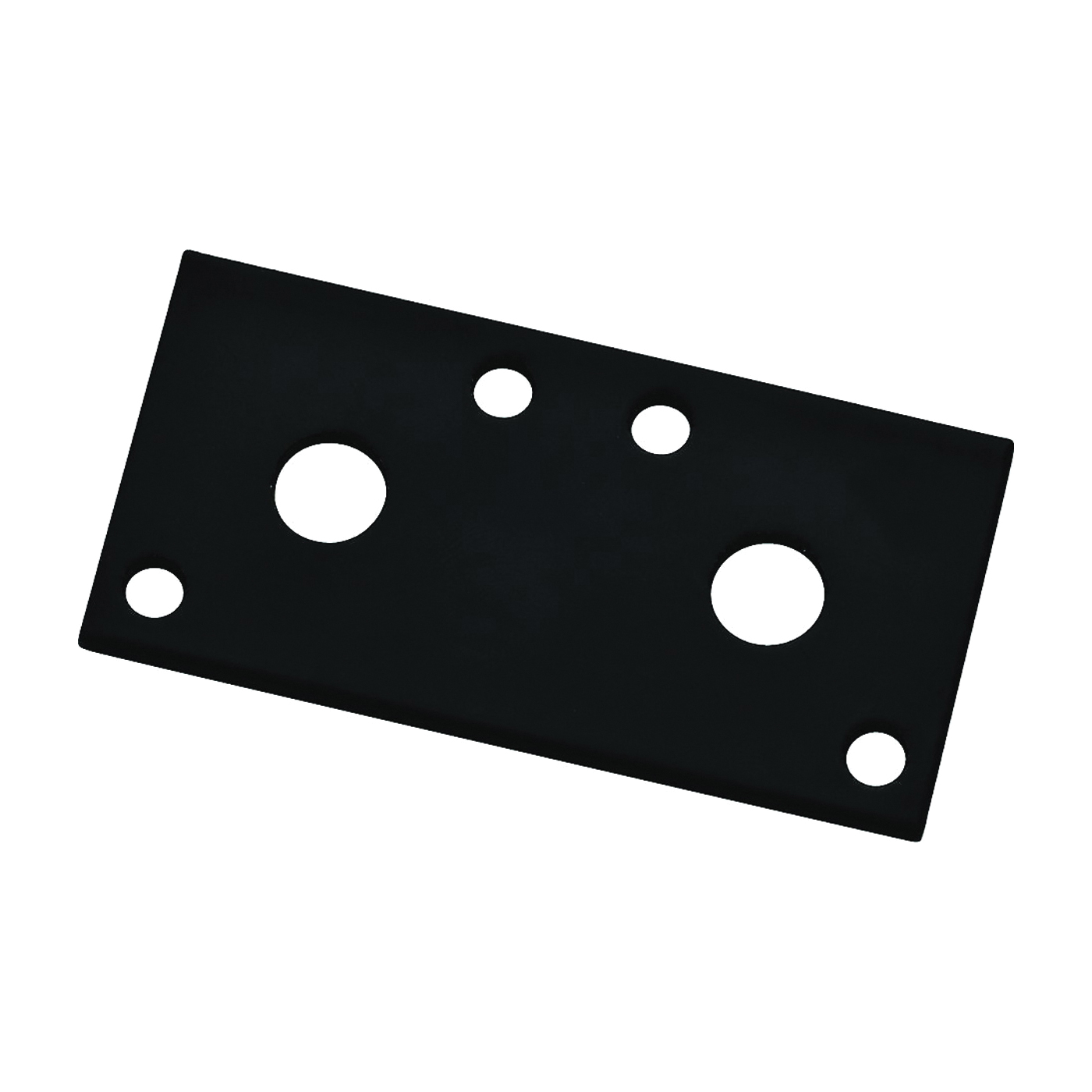 Picture of National Hardware 351454 Mending Plate, 3 in L, 1.3 in W, 1/8 Gauge, Steel, Powder-Coated