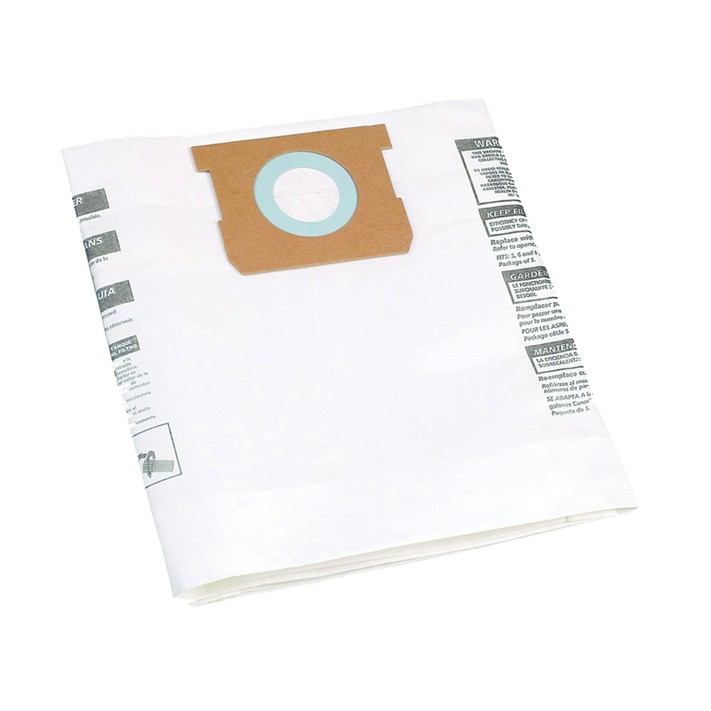 Picture of Shop-Vac 9066100 Filter Bag