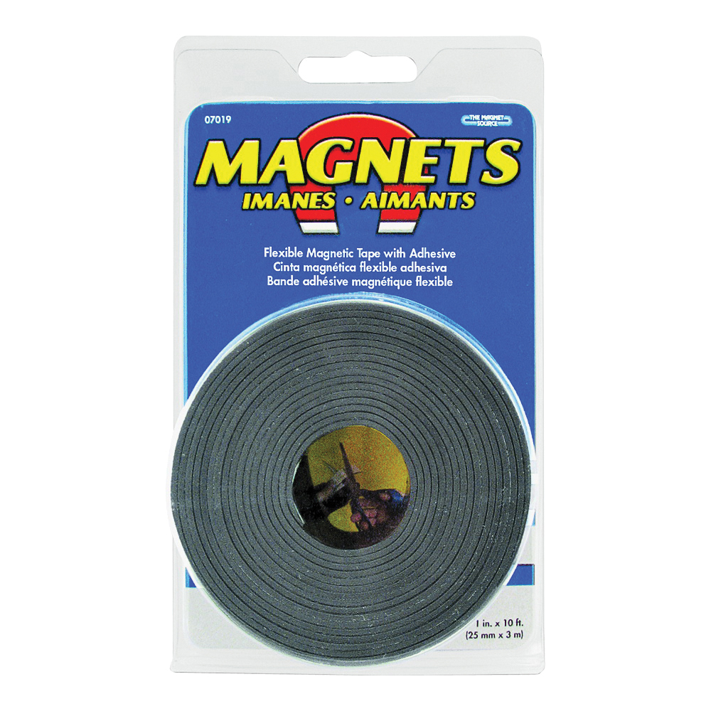 Picture of Magnet Source 07019 Magnetic Tape, 10 ft L, 1 in W