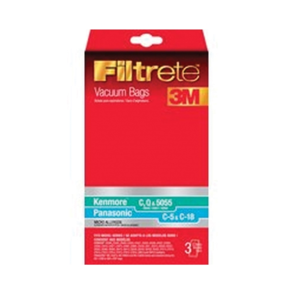 Picture of Filtrete 68700A-6 Vacuum Cleaner Bag