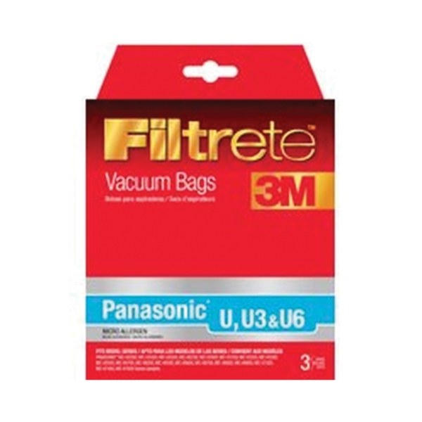 Picture of Filtrete 68701A-6 Vacuum Cleaner Bag
