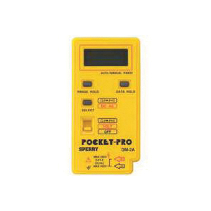 Picture of GB DM2A Digital Multimeter, LCD Display, Functions: AC Voltage, Continuity, DC Voltage, Diode Test, Resistance