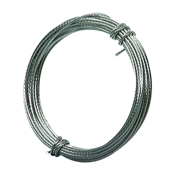 Picture of OOK 50115 Picture Hanging Wire, 9 ft L, DuraSteel, 75 lb