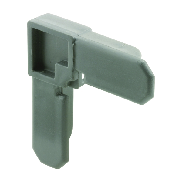 Picture of Prime-Line PL 14258 Screen Frame Corner, Square Cut, Plastic, Gray, For: PL14039 Screen Frame, 100, Box