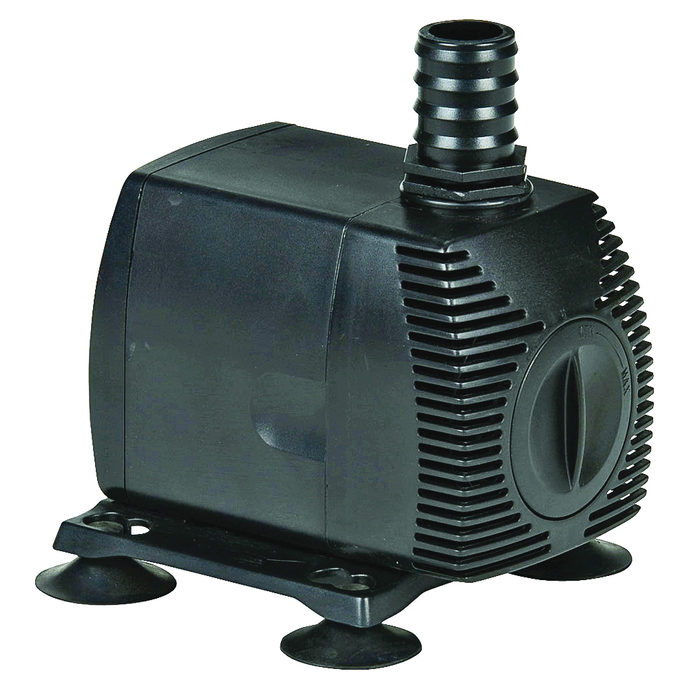 Picture of Little Giant 566720 Magnetic Drive Pump, 0.75 A, 115 V, 3/4 in Connection, 1 ft Max Head, 725 gph