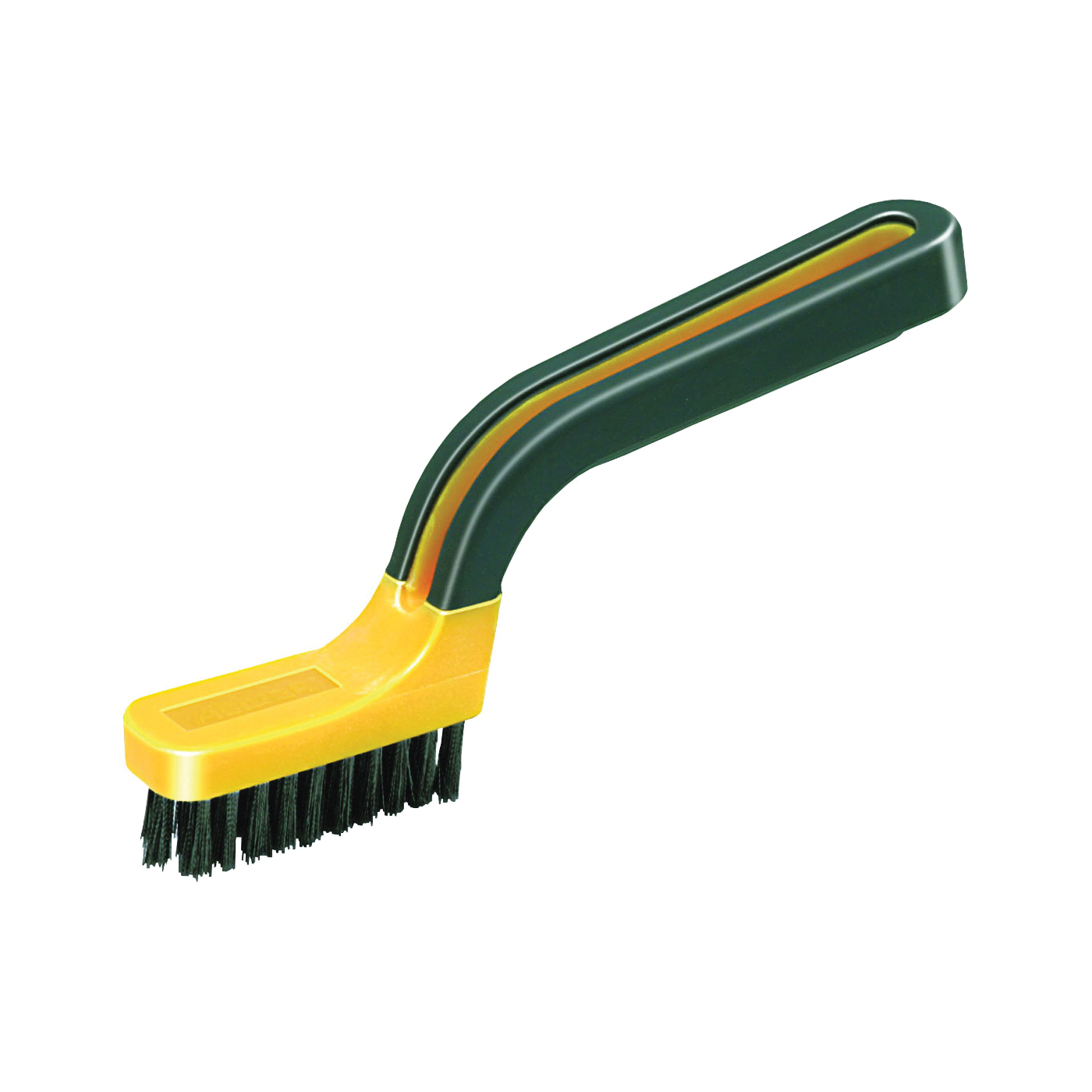 Picture of ALLWAY TOOLS GB Grout Brush, 7 in L Blade, 3/4 in W Blade, Nylon Blade, Soft-Grip Handle