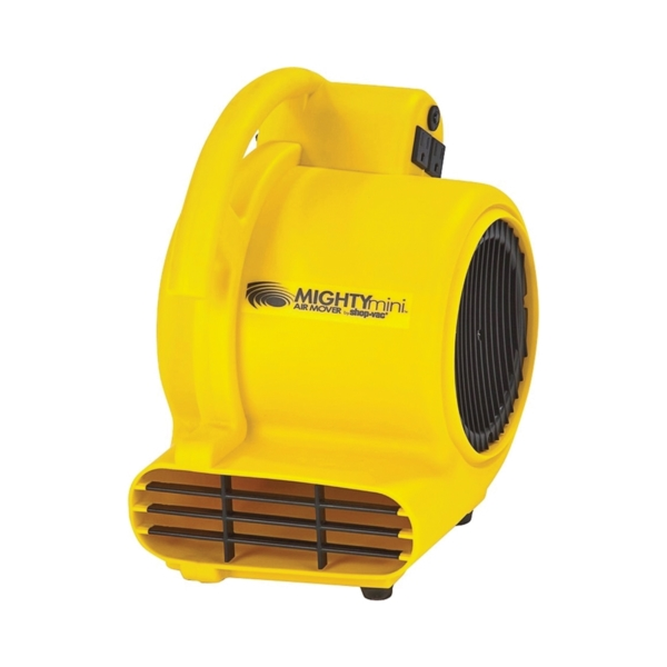 Picture of Shop-Air 1032000 Air Mover, 120 V, 500 cfm Air, Plastic, Yellow