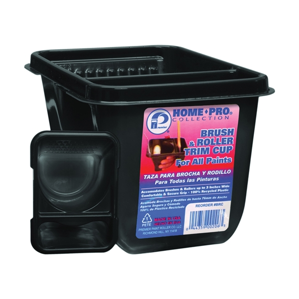 Picture of Premier BRC Brush and Roller Tray, 35 oz Capacity, Plastic