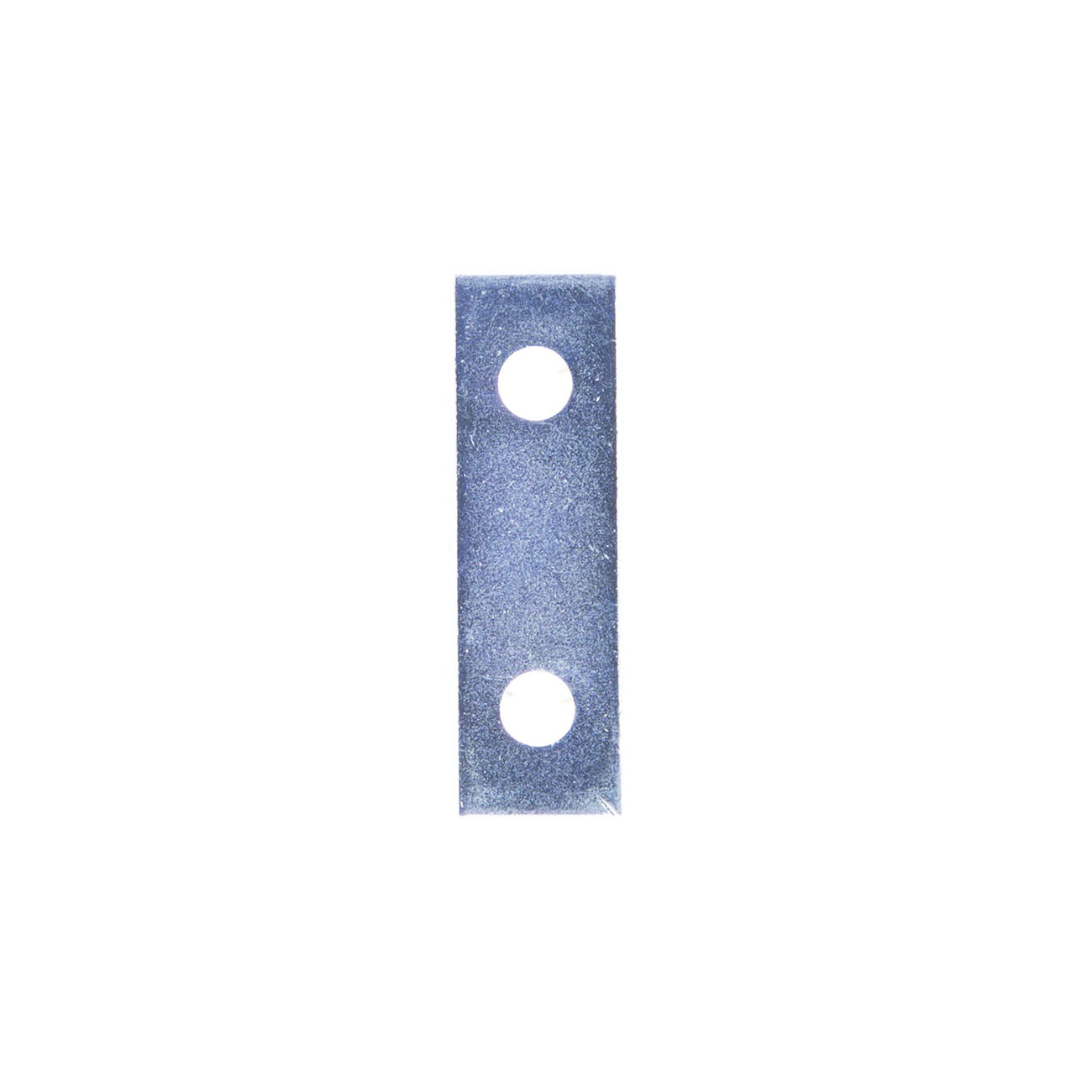 Picture of ProSource MP-Z02-C4PS Mending Plate, 2 in L, 5/8 in W, Steel, Zinc