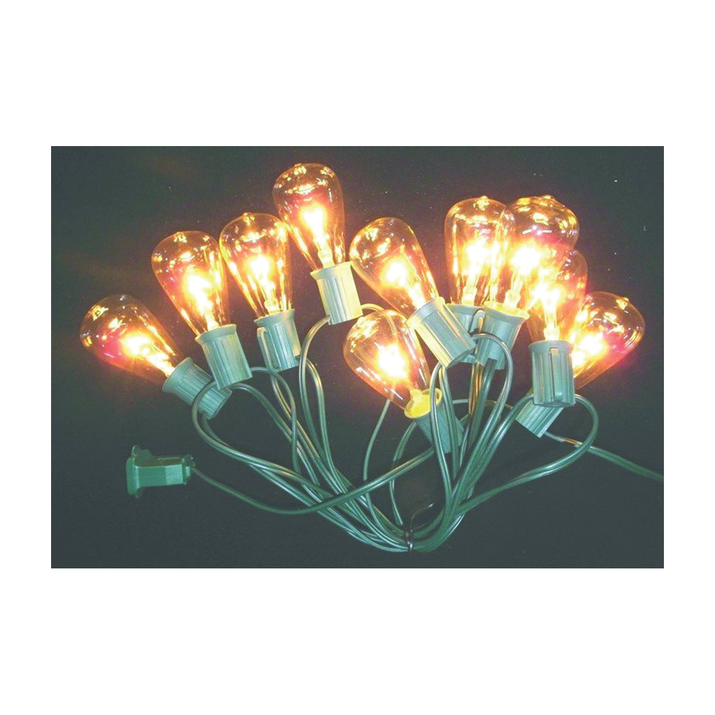 Picture of Santas Forest 19025 String Light, 10 -Lamp
