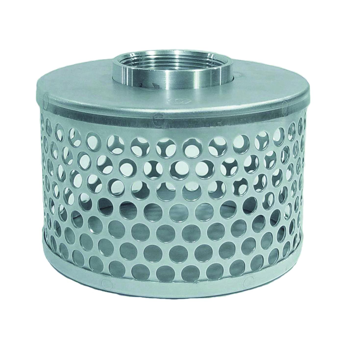Picture of ABBOTT RUBBER SRHS-200 Hose Strainer, Steel, For: Pump Suction Hose