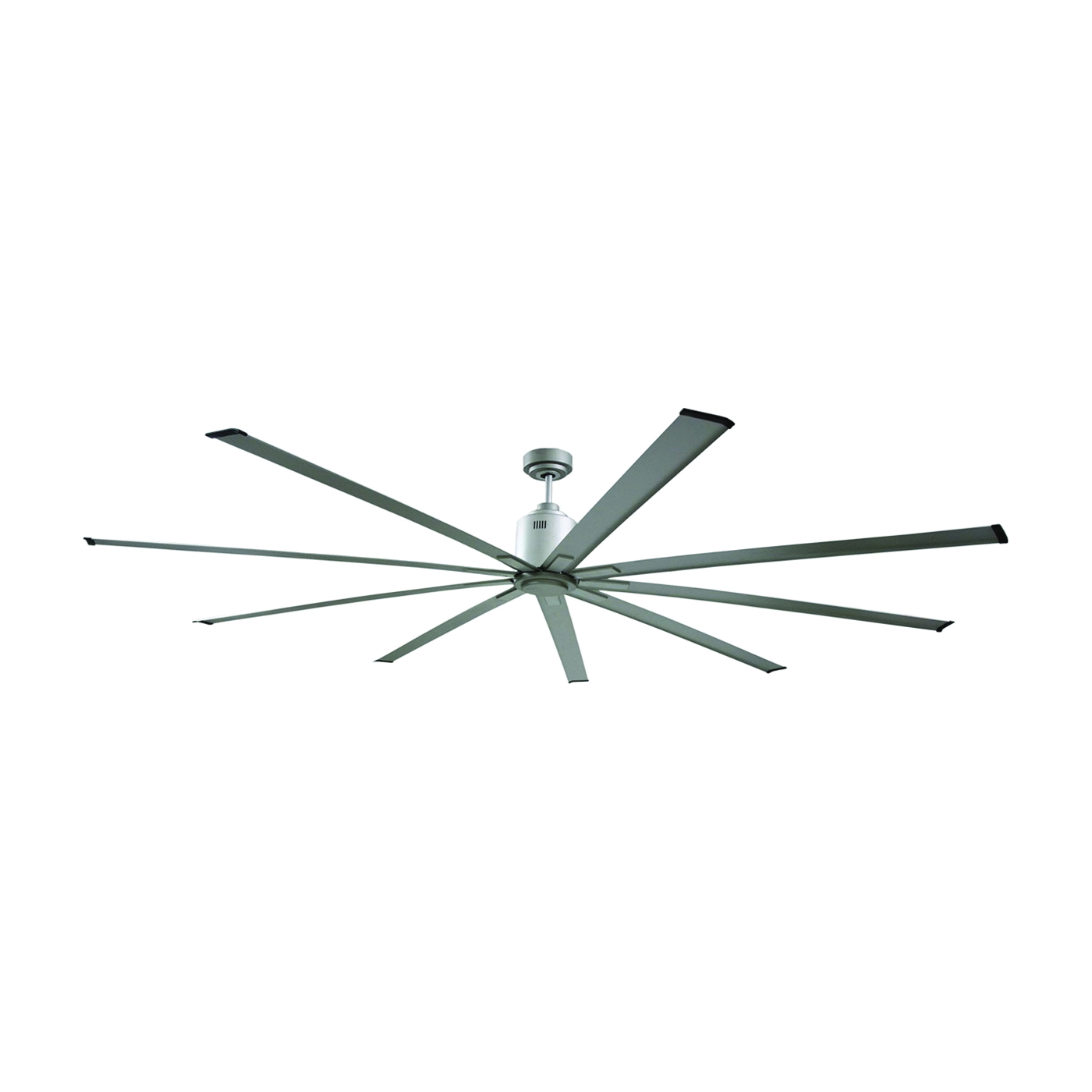 Picture of Big Air ICF96 Industrial Ceiling Fan, 0.5 A, 110 V, 9-Blade, 13,000 cfm Air