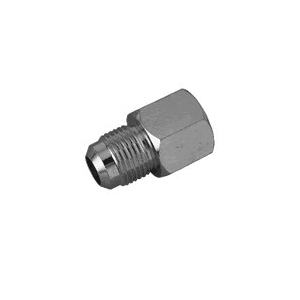 Picture of BrassCraft PSSC-66 Adapter, 5/8 x 3/4 in, Flare x FIP, Stainless Steel