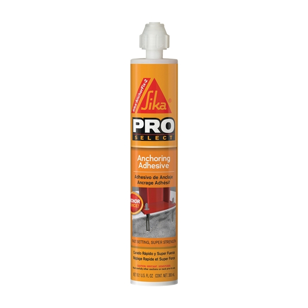 Picture of SIKA AnchorFix-2 Series 112718 Anchoring Adhesive, 10.1 oz Package, Cartridge