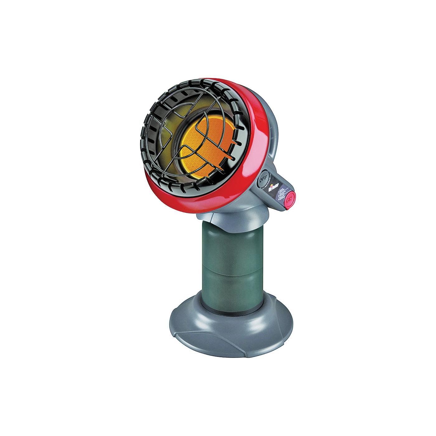 Picture of Mr. Heater F215120 Portale Little Buddy Heater, 1 lb Fuel Tank, Propane, 3800 Btu, 95 sq-ft Heating Area