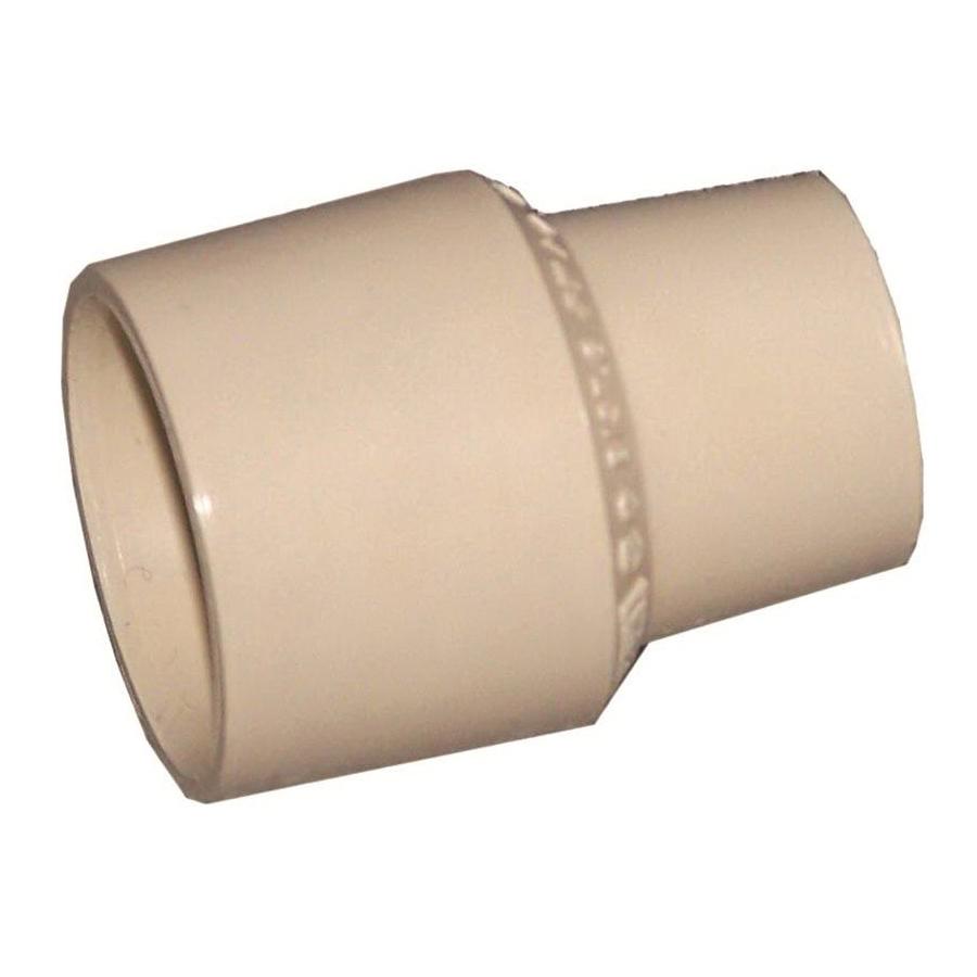 Picture of GENOVA 500 Series 50175 Tube Coupler, 3/4 x 1/2 in, Slip Joint, 100 psi Pressure