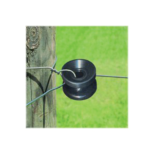 Picture of Zareba Fi-Shock ICDB-FS Corner and End Insulator, 14 ga Fence Wire, Black