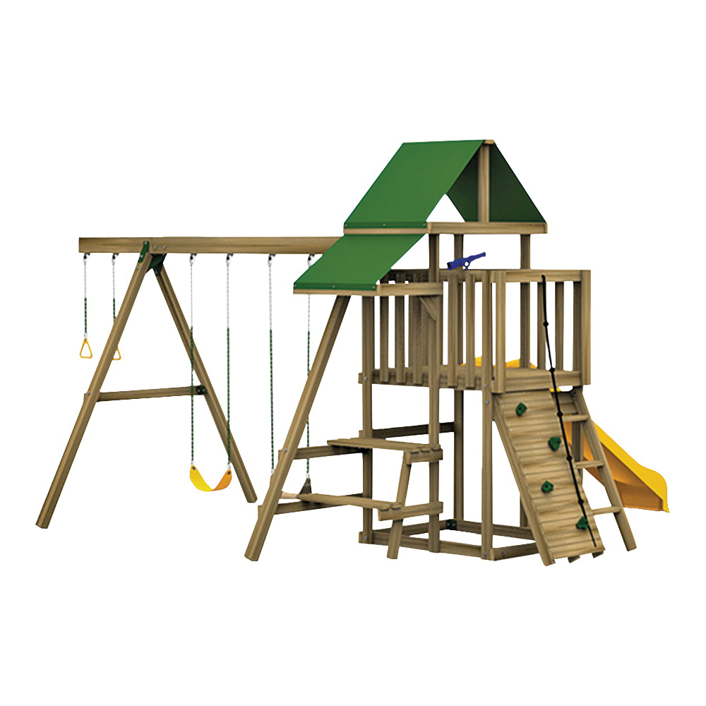 Picture of PLAYSTAR PS 7481 Ready-to-Assemble Playset Kit