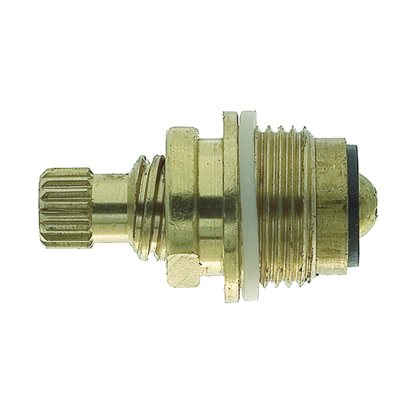 Picture of Danco 15334E Faucet Stem, Brass, Brass, 1-17/32 in L