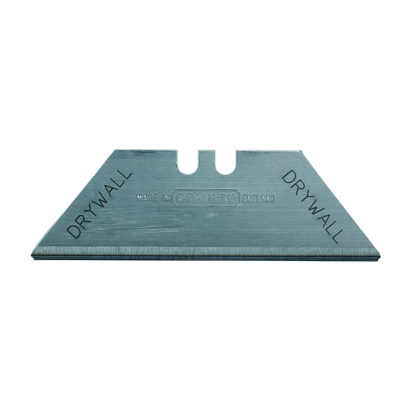 Picture of STANLEY 11-937 Utility Blade, 2-3/8 in L, HCS, 2 -Point, 3/PK, Carded