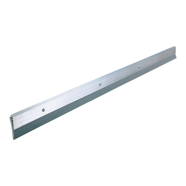 Picture of Frost King A54/36H Door Sweep, 36 in L, 1-1/4 in W, Aluminum Flange, Vinyl Insert