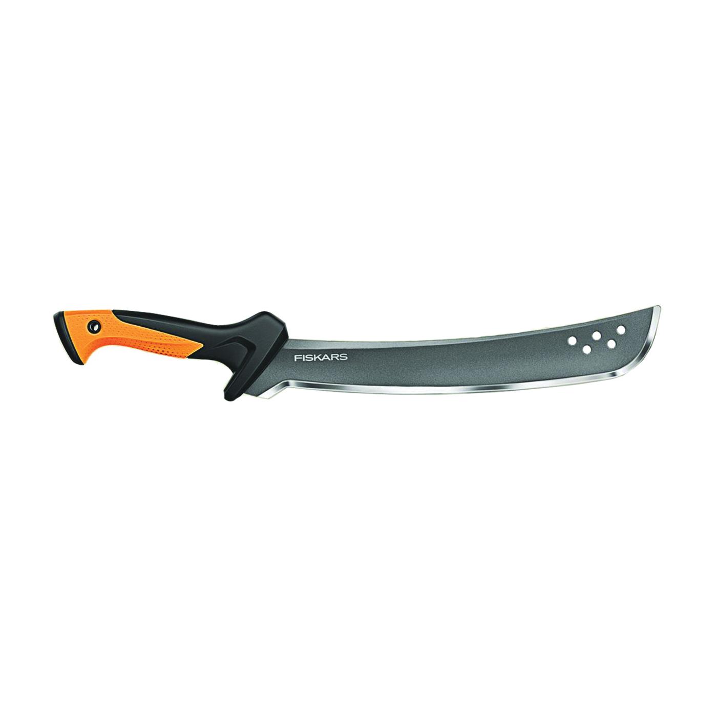 Picture of FISKARS 385091-1001 Clearing Machete, 24 in OAL, Steel Blade
