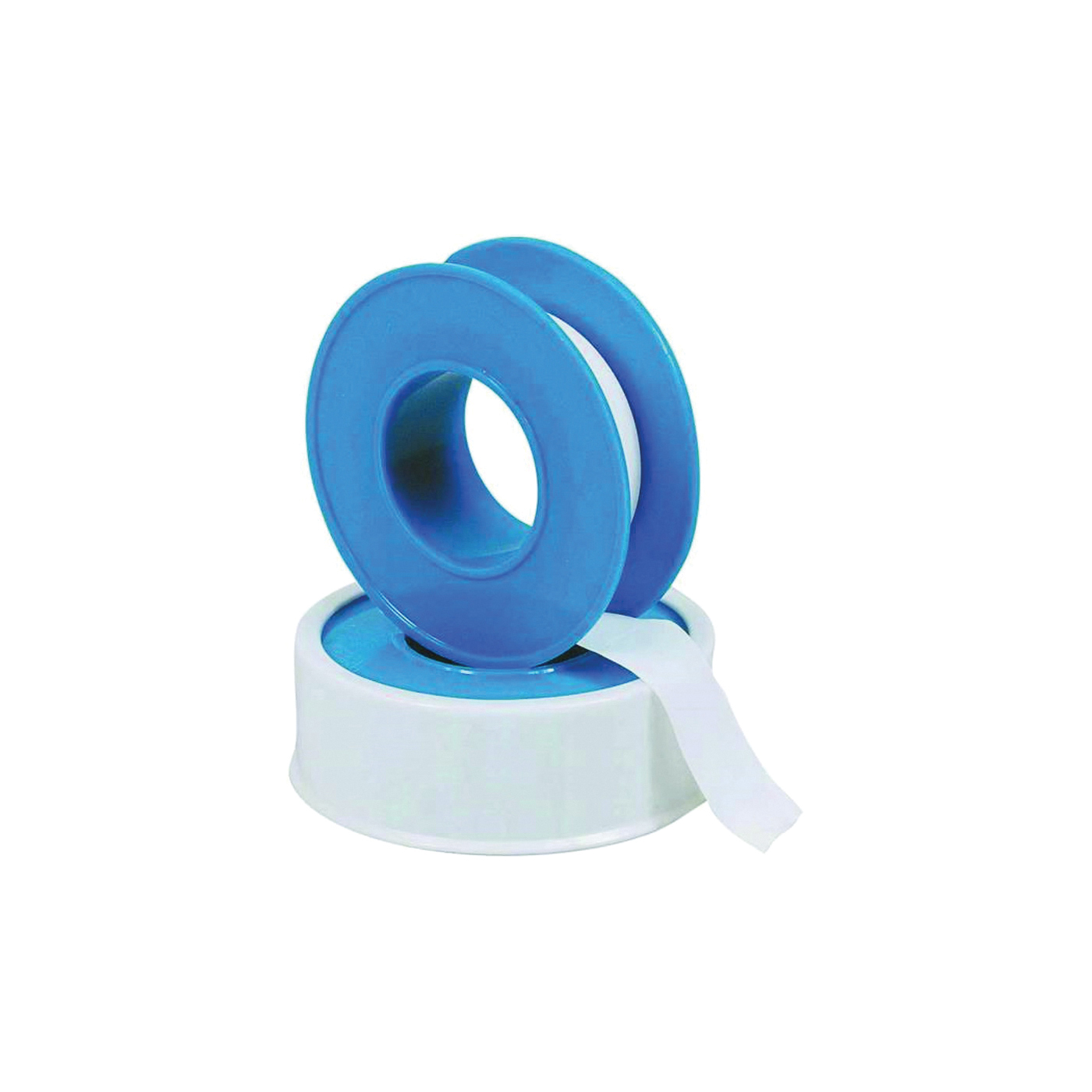 Picture of HARVEY 017400-24 Thread Seal Tape, 520 in L, 1 in W, PTFE, Blue/White