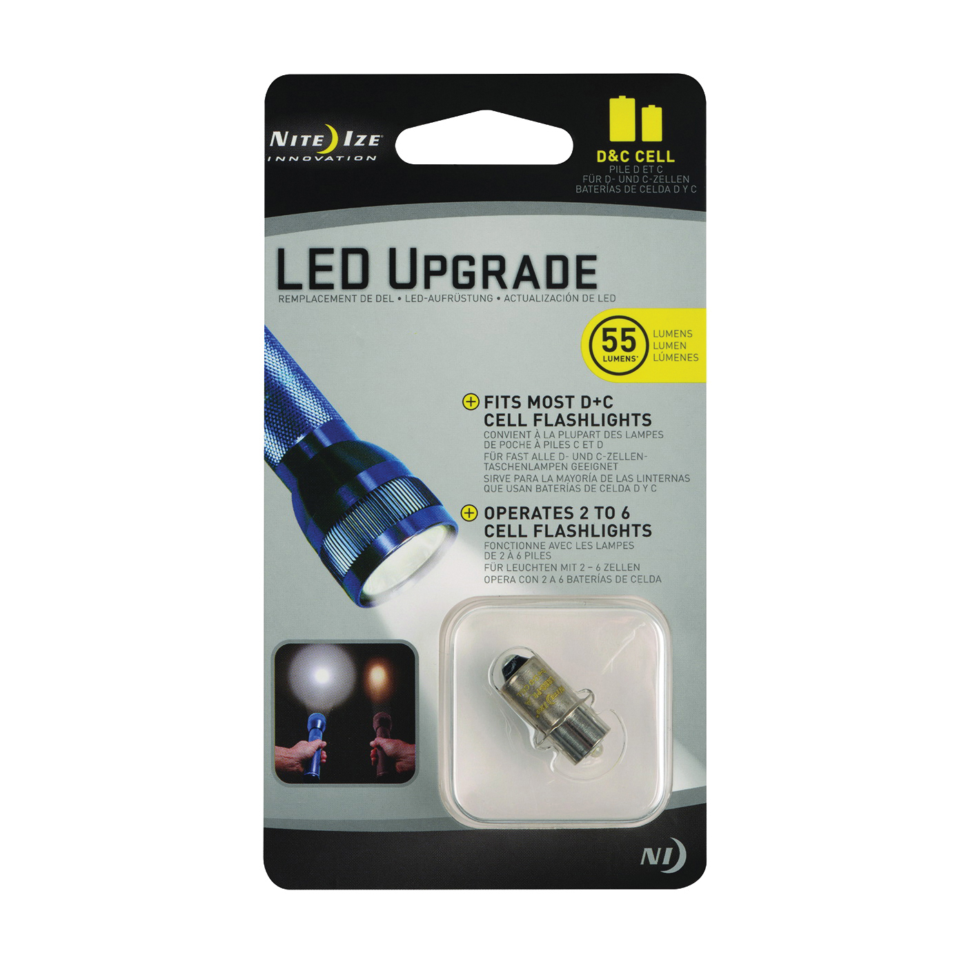 Picture of Nite Ize LRB2-07-PR LED Upgrade Kit, 55 Lumens