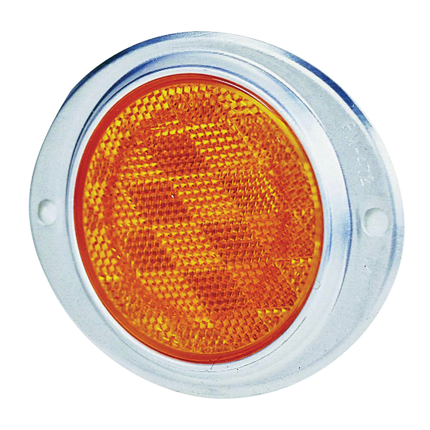 Picture of PM V472 Series V472A Oval Reflector, Amber Reflector