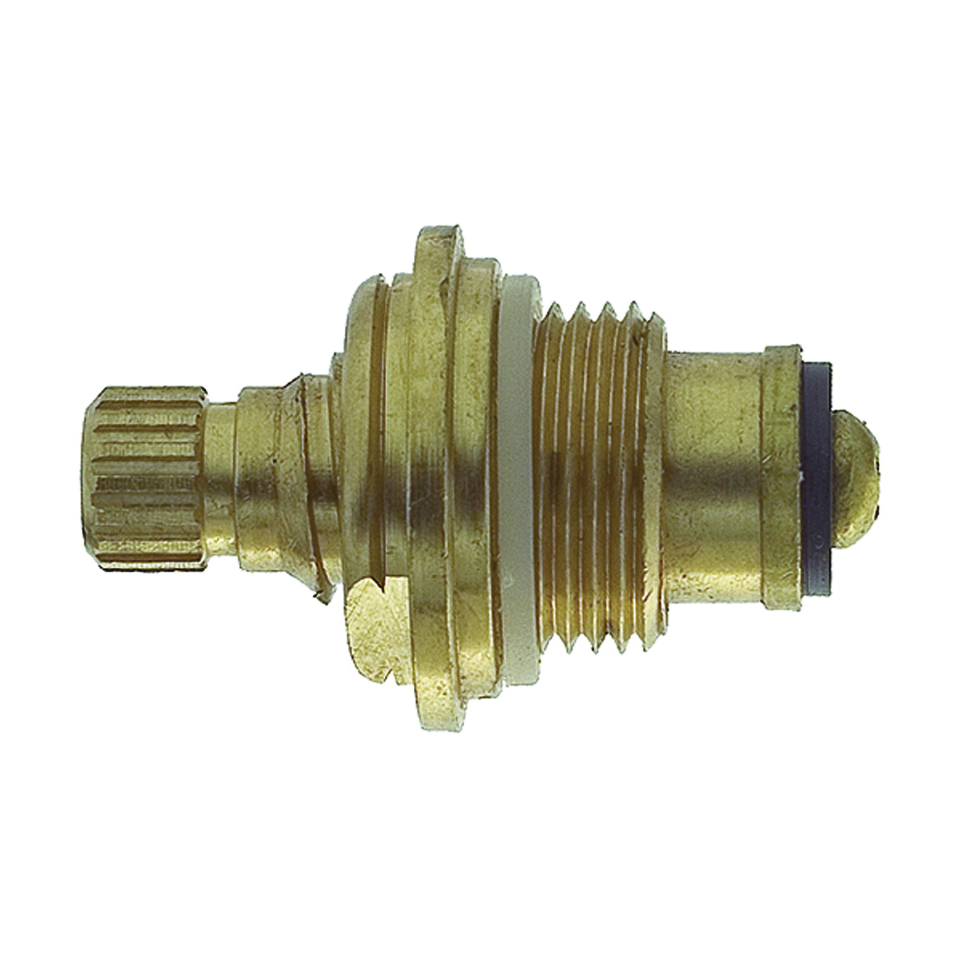 Picture of Danco 15641E Faucet Stem, Brass, Brass, 1-21/32 in L, For: Streamway 108 Series Two-Handle Sink and Lavatory Faucets