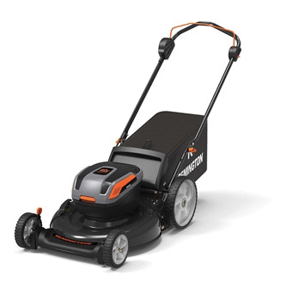 Picture of Remington 18AEB2C8883 Battery Powered Mower, 5 Ah, 40 V Battery, Lithium-Ion Battery, 21 in W Cutting