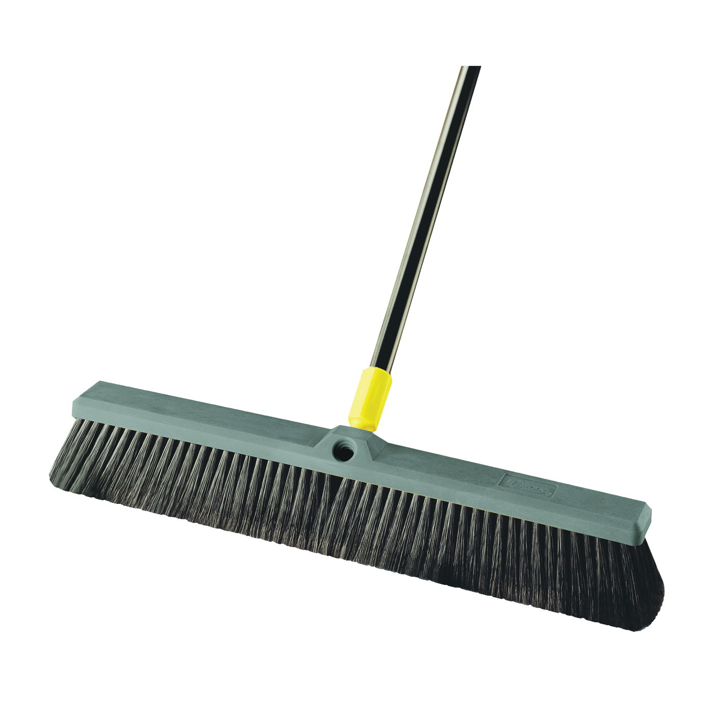 Picture of Quickie 00533 Push Broom, 24 in Sweep Face, Polypropylene Bristle, Steel Handle