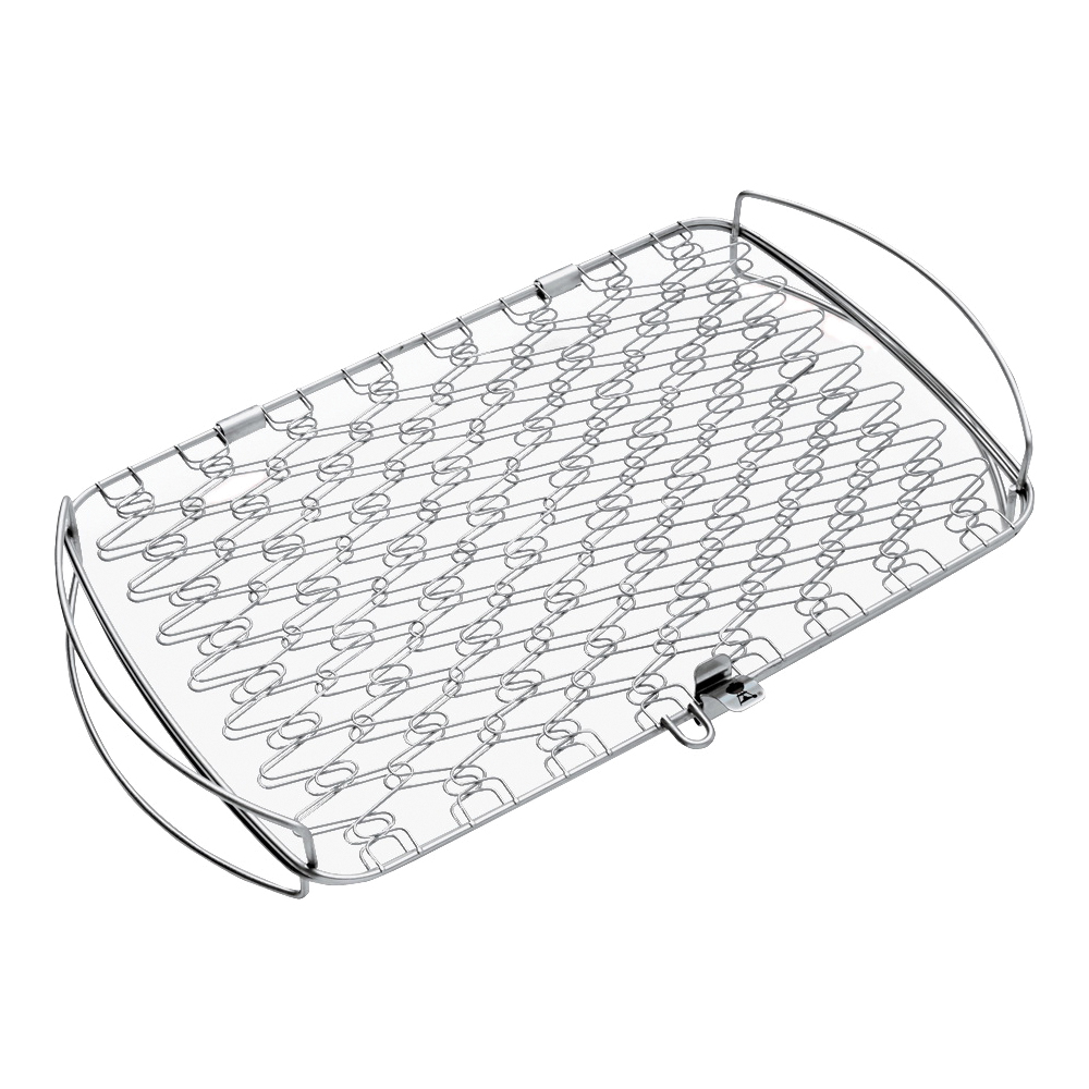 Picture of Weber 6471 Grilling Basket, Stainless Steel