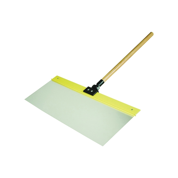 Picture of HYDE ProShield 28010 Spray Shield, 24 x 9 in Blade, Hardwood Handle, ACME Threaded Handle