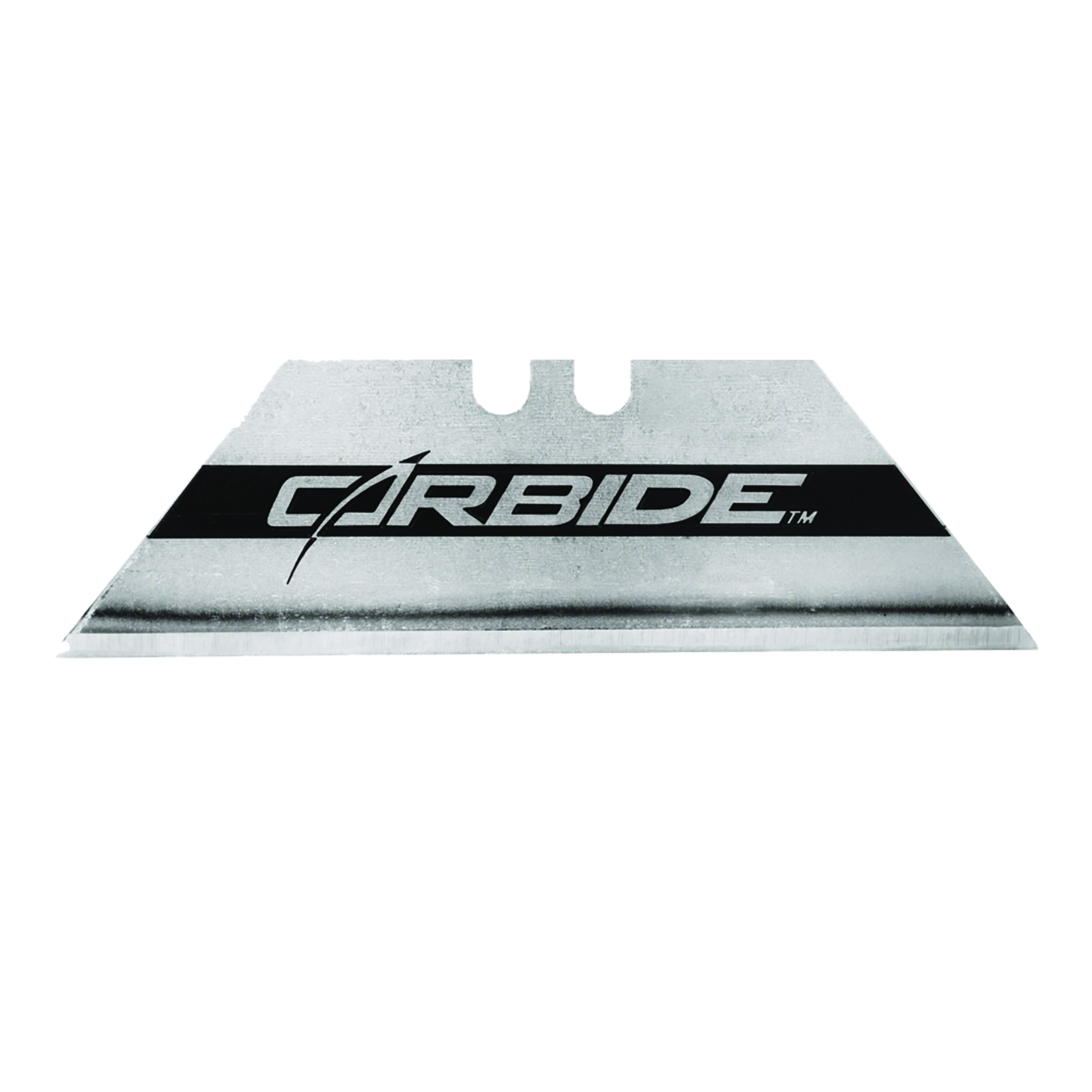 Picture of STANLEY 11-800T Blade, 2-7/16 in L, Carbide/Steel, 2 -Point, 10/PK, Pack