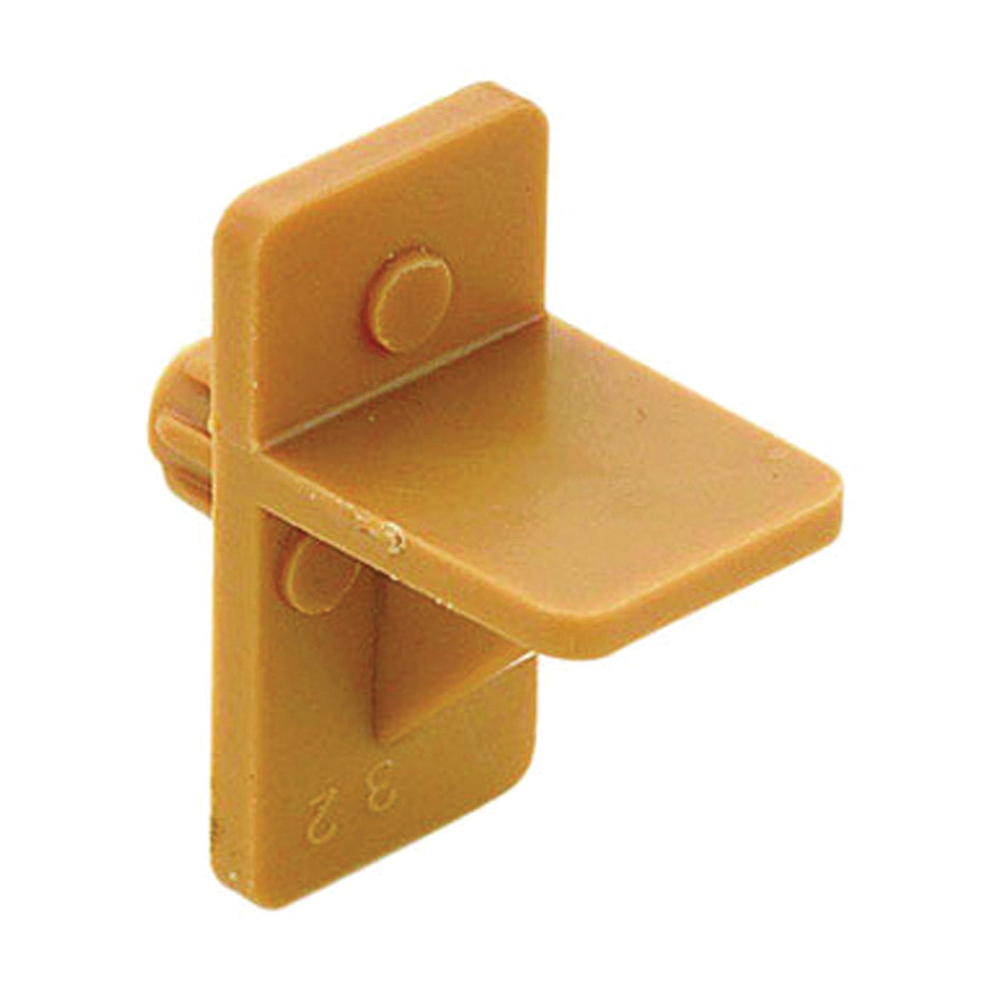 Picture of Knape & Vogt 335P PLAS Shelf Support Pin, Plastic, Tan, 12