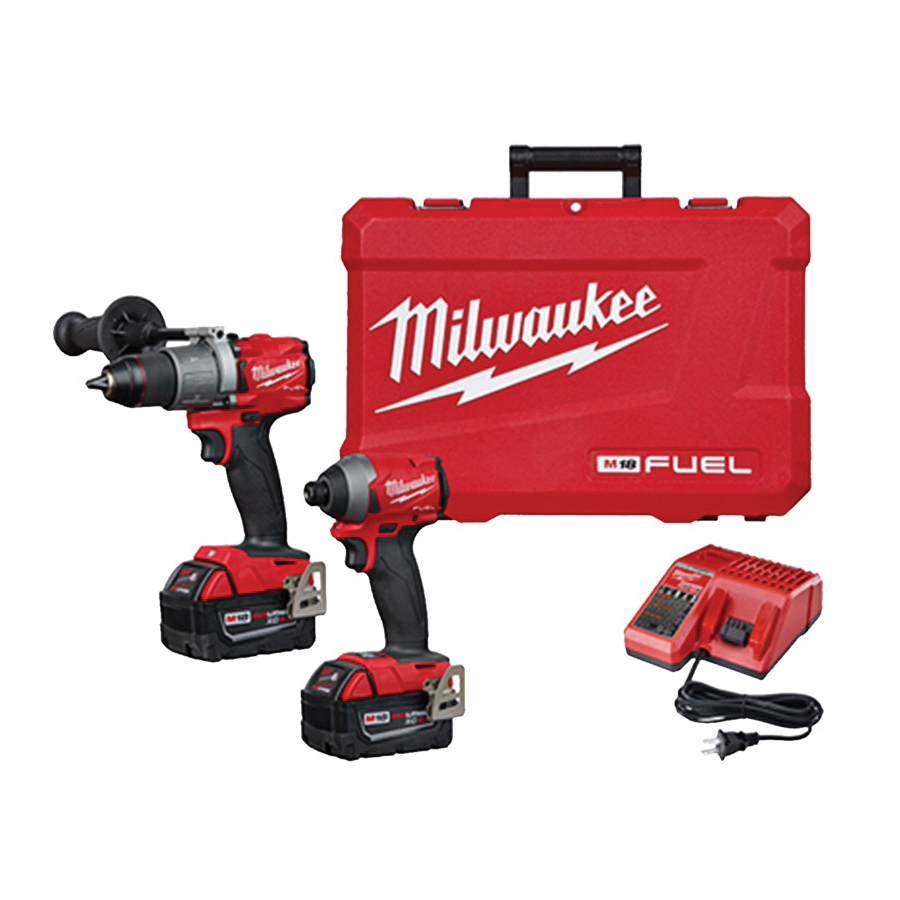 Picture of Milwaukee M18 FUEL 2997-22 Combo Kit, 2 -Tool, Battery Included: Yes