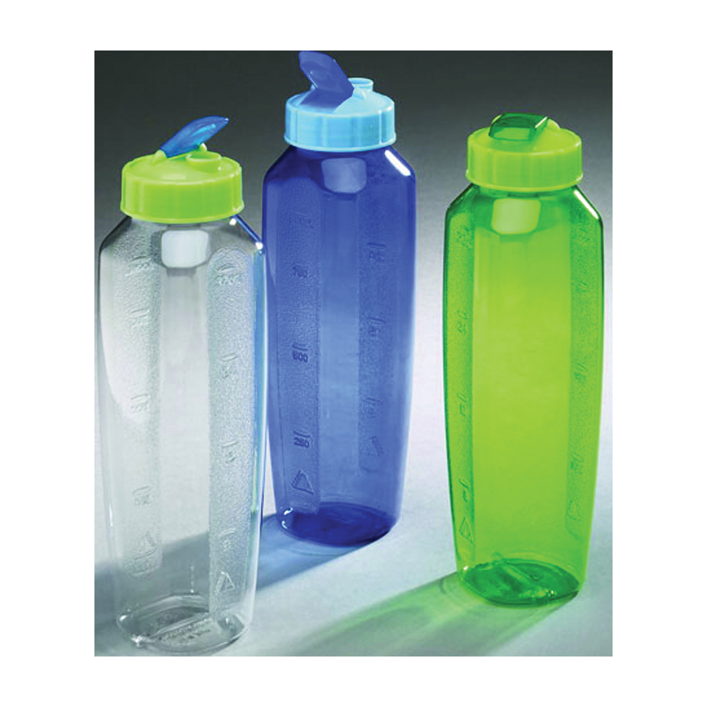 Picture of Arrow Plastic 22101 Sports Water Bottle, 32 oz Capacity