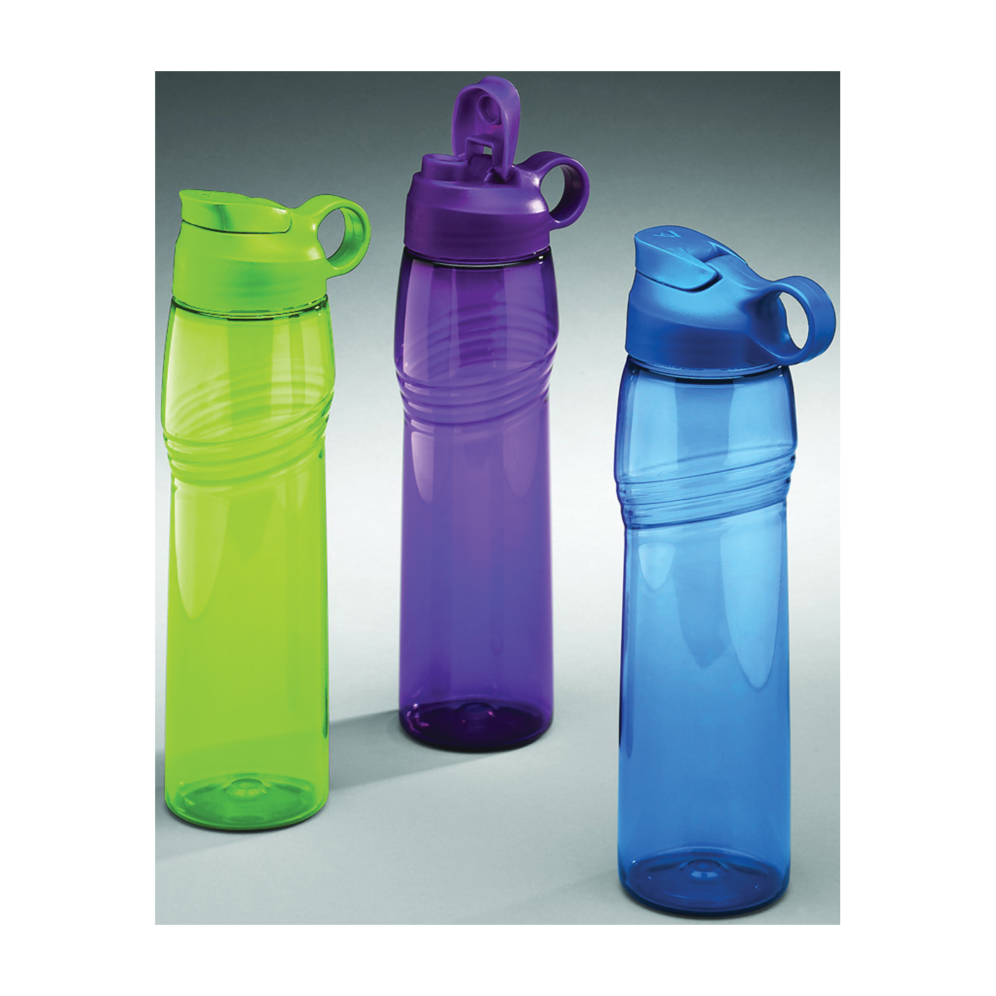 Picture of Arrow Plastic 76206 Sports Water Bottle, 26 oz Capacity