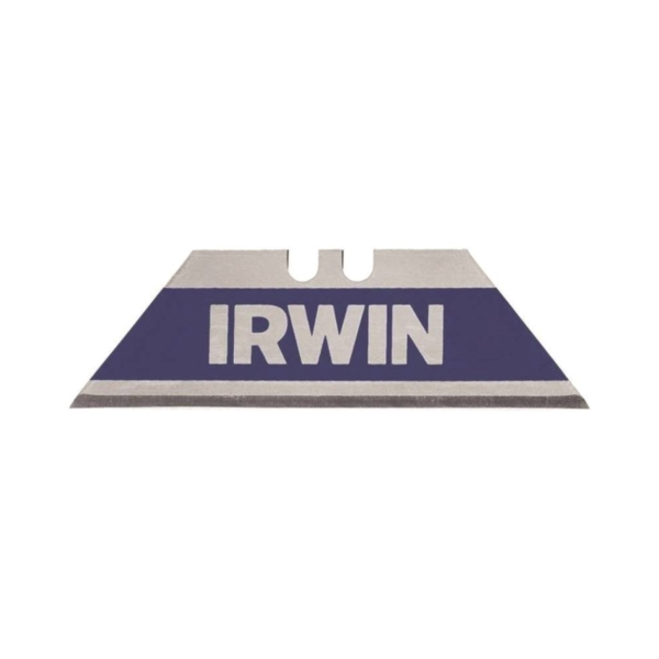 Picture of IRWIN 2084200 Utility Blade, 2-7/16 in L, HSS, 2 -Point, 20/PK, Pack