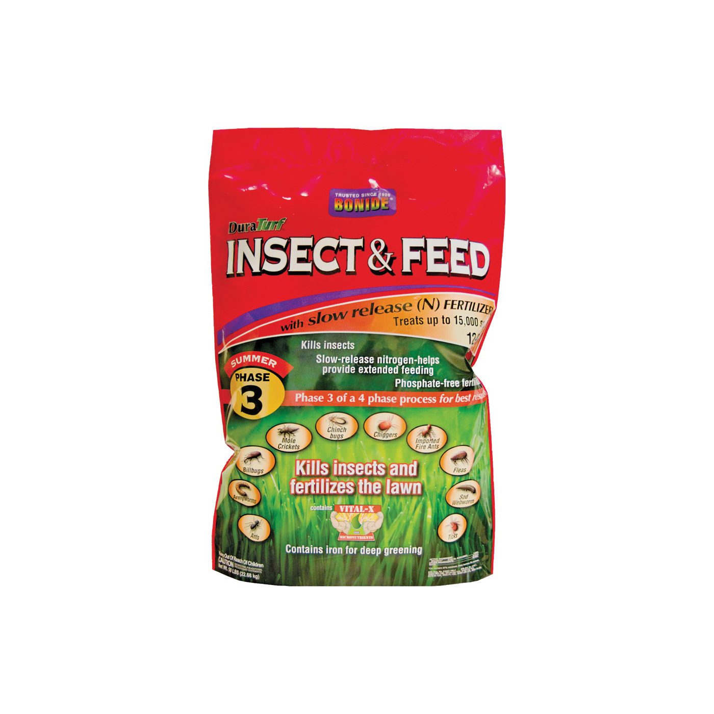 Picture of Bonide 60435 Insect and Feed Fertilizer, Solid, Fertilizer